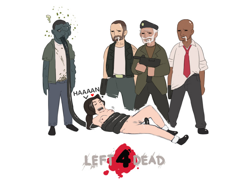 nude 4 zoey dead left Seraphim is this a zombie