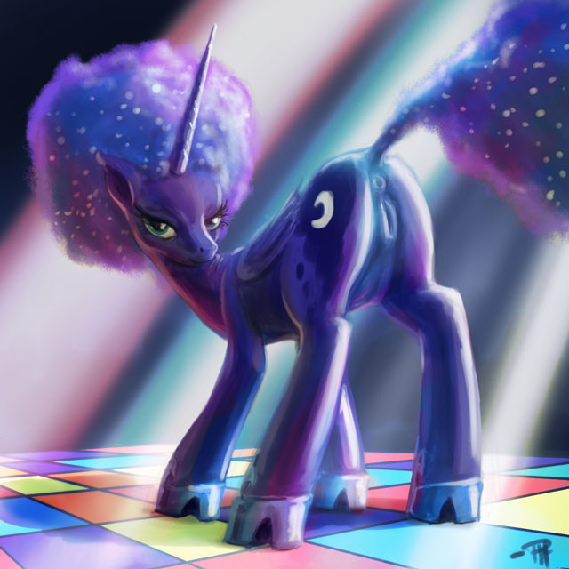 storm king pony little my Shen xiu tales of demons and gods