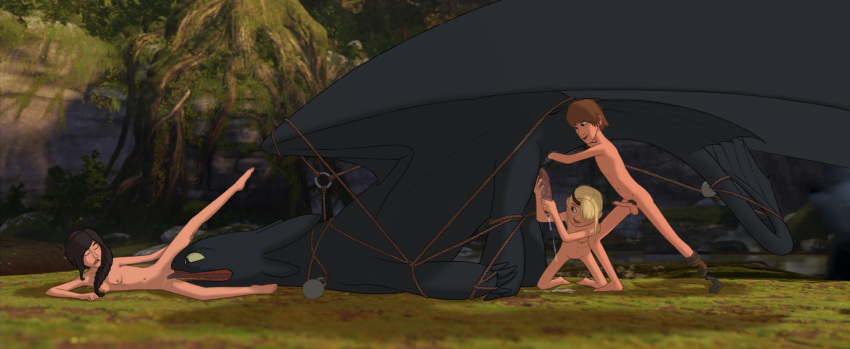 how train to dragon your 3 astrid Foster's home for imaginary friends coco