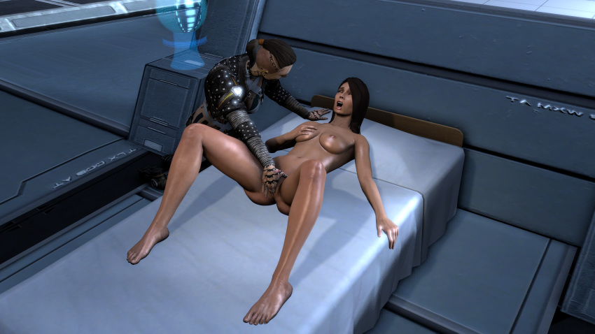 mass 3 effect dr michel Strawinsky and the mystery house