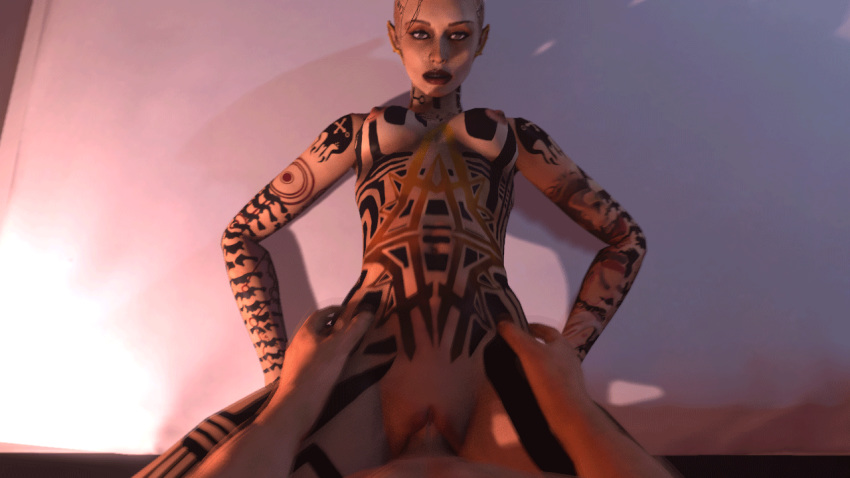 femshep liara mass and effect Link: the faces of evil