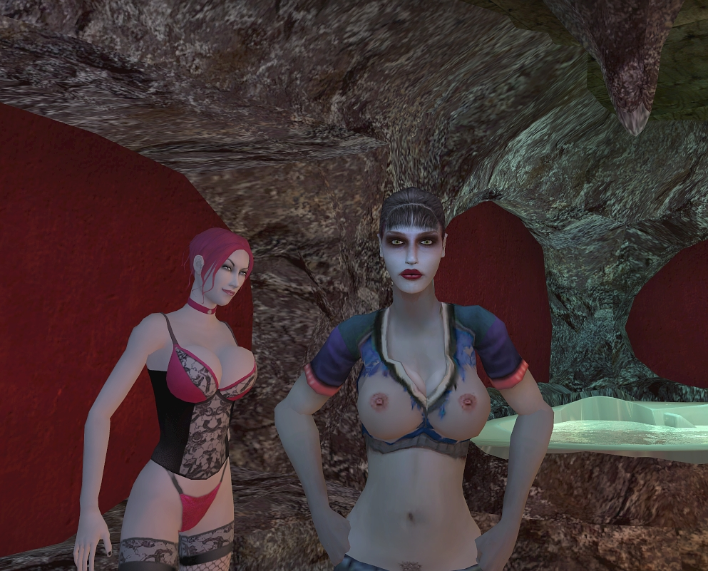 nudity bloodlines vampire the masquerade Yugioh pumpking the king of ghosts