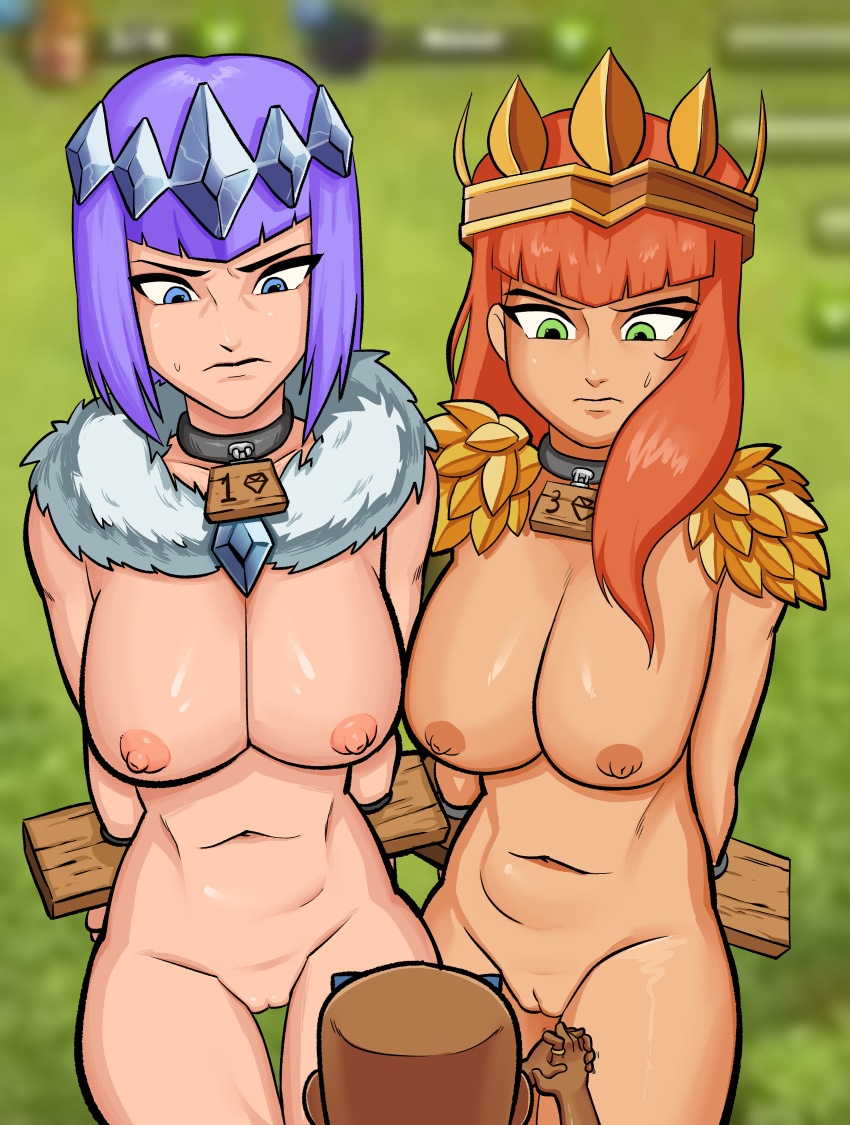xxx clash clans of porn Tracy from gta 5 naked