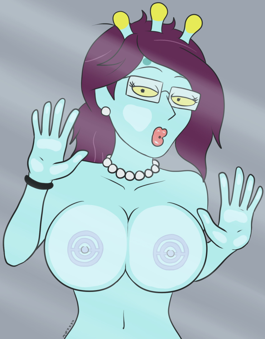 and rick morty summer Ghost in the shell futa